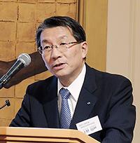 上野次期社長
