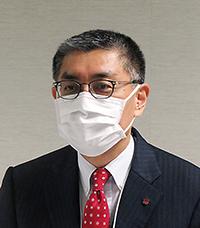 岡本理事長