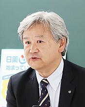 永田泰造会長