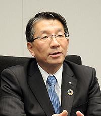上野裕明氏