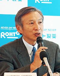 山田邦雄会長