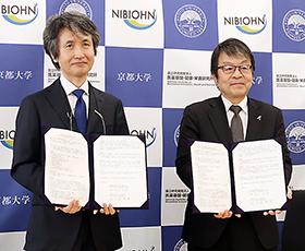 加藤氏(左)と米田氏