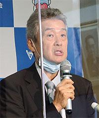 松本吉郎常任理事