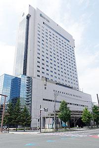 会場の一つとなるロイトン札幌