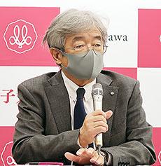 篠塚和正薬学部長