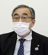 大阪府薬・乾英夫会長