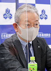 田尻泰典氏