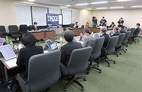 厚生科学審議会合同会議