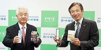 左から金氏、山田氏